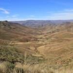 Bilder aus Lesotho