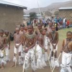 Welche Tänze gibt es in Lesotho?